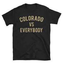 Colorado vs Everybody