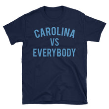 Carolina vs Everybody