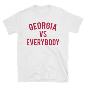 Georgia vs Everybody