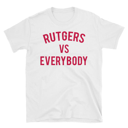Rutgers vs Everybody