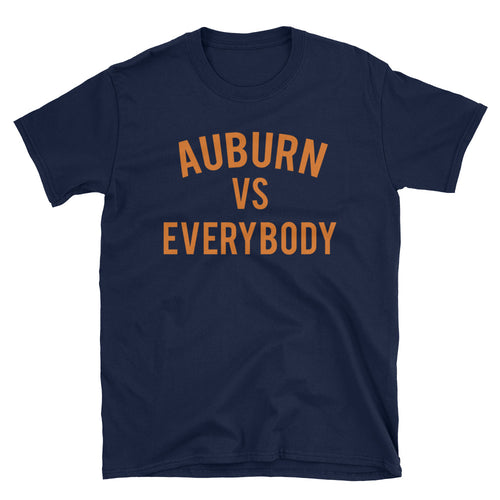 Auburn vs Everybody