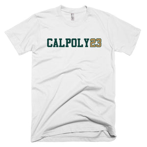 Cal Poly SLO Class of 2023 T-Shirt