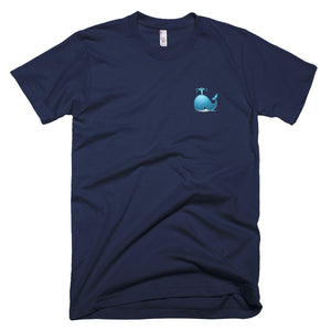 Original Cute Whale T-Shirt