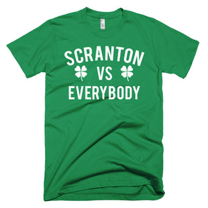 Scranton vs Everybody St Patrick's Parade Edition