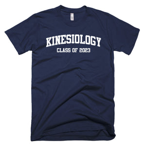 Kinesiology Major Class of 2023 T-Shirt