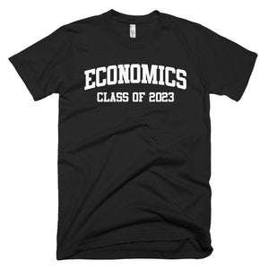 Economics Major Class of 2023 T-Shirt