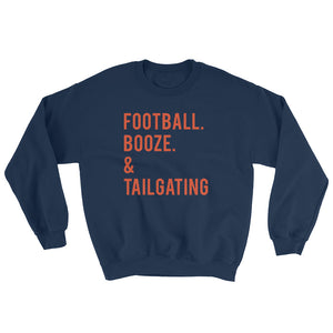 Auburn Football. Booze. & Tailgating