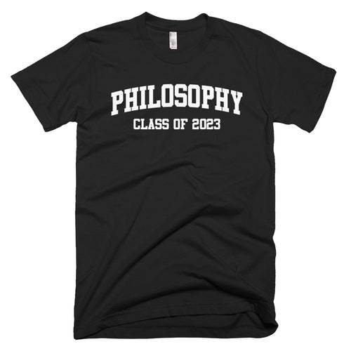 Philosophy Major Class of 2023 T-Shirt
