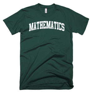 Mathematics Major T-Shirt
