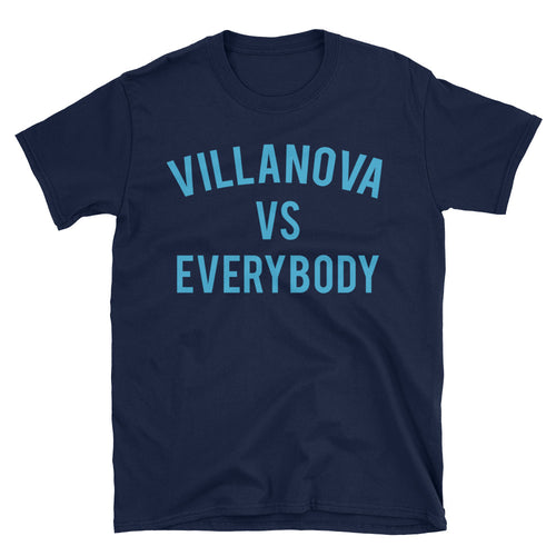 Villanova vs Everybody
