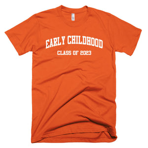Early Childhood Major Class of 2023 T-Shirt