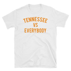 Tennessee vs Everybody