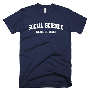 Social Science Major Class of 2023 T-Shirt