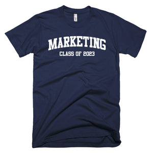 Marketing Major Class of 2023 T-Shirt