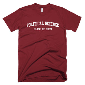 Political Science Major Class of 2023 T-Shirt