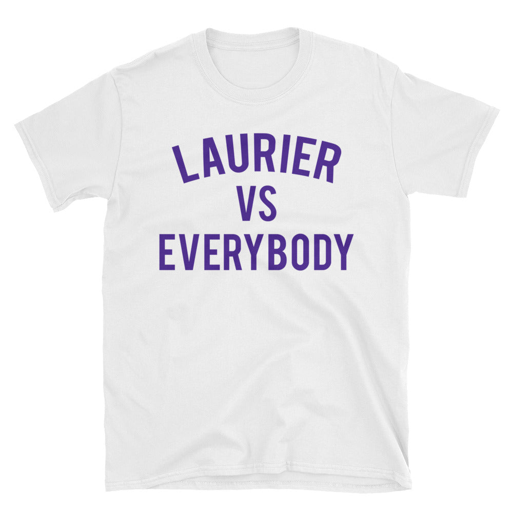 Laurier vs Everybody