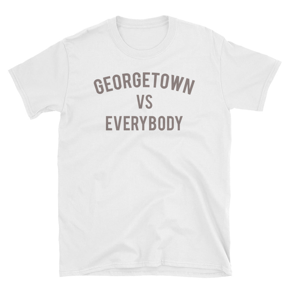 Georgetown vs Everybody