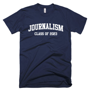 Journalism Major Class of 2023 T-Shirt