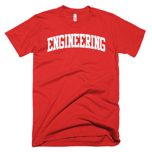 Engineering Major T-Shirt