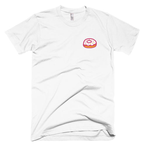 Original Donuts Embroidered T-Shirt