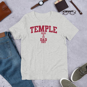 Temple Class of 2023 Family T-Shirt