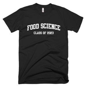 Food Science Major Class of 2023 T-Shirt