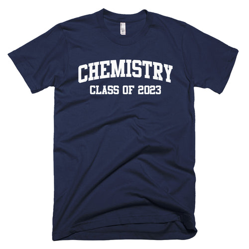 Chemistry Major Class of 2023 T-Shirt