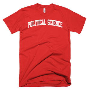 Political Science Major T-Shirt