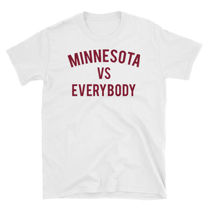 Minnesota vs Everybody