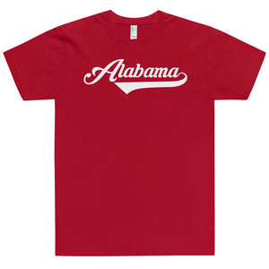 Alabama Baseball Jersey Apparel