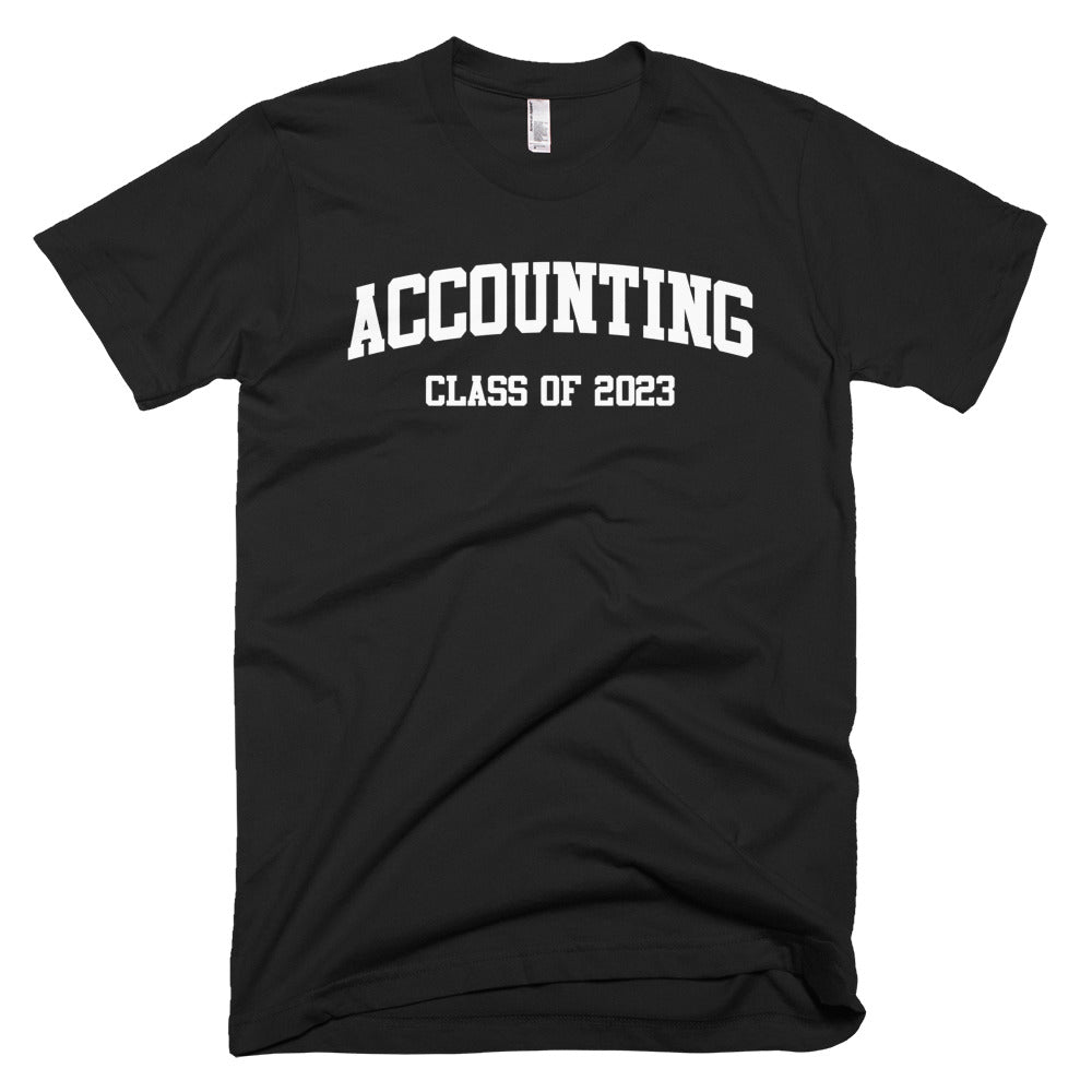 Accounting Major Class of 2023 T-Shirt
