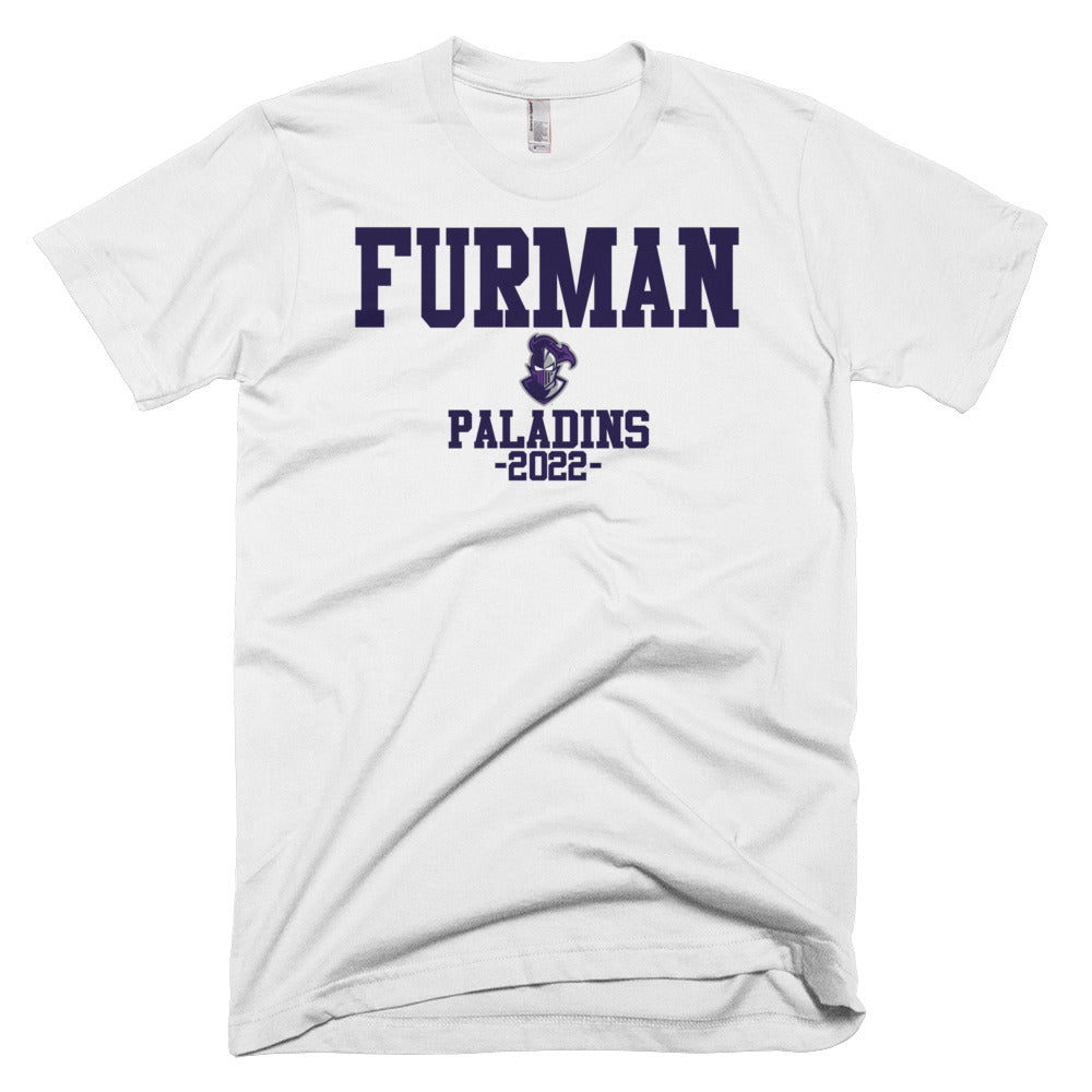 Furman Class of 2022 T-Shirt