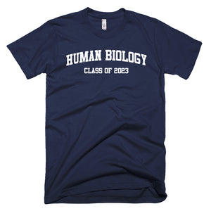 Human Biology Major Class of 2023 T-Shirt