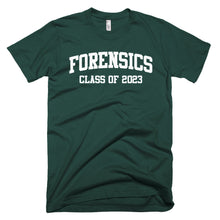 Forensics Major Class of 2023 T-Shirt