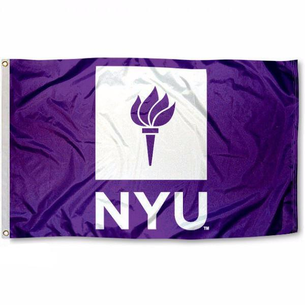 New York University Flag