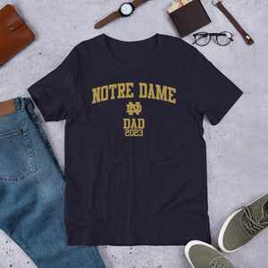 ND Class of 2023 Family T-Shirt