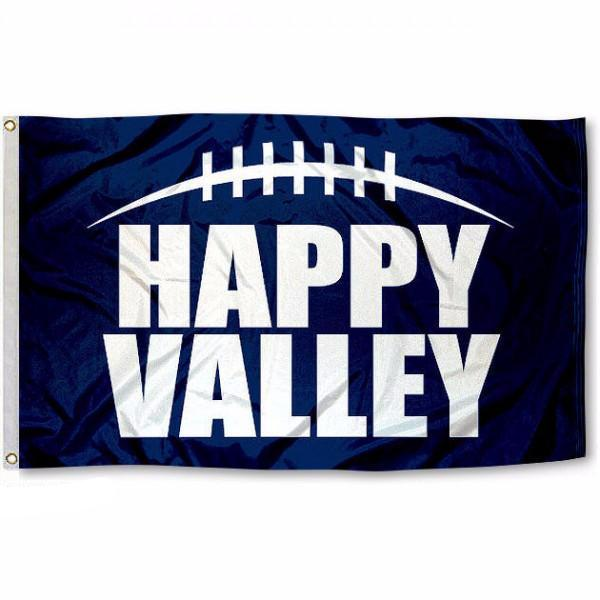 Penn State University PSU Happy Valley Flag