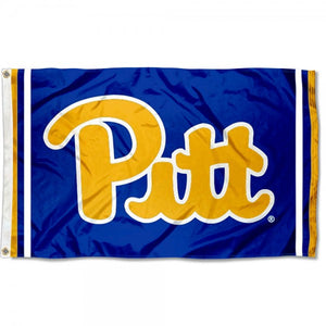 Pittsburgh Panthers Flag