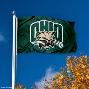 Ohio University Bobcats Flag