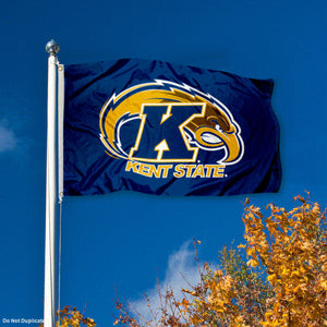Kent State Golden Flashes Flag
