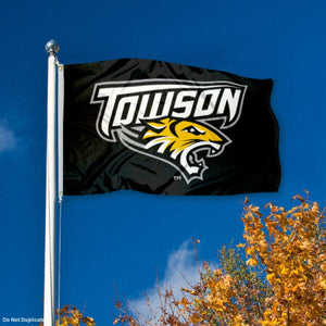 Towson Tigers Flag