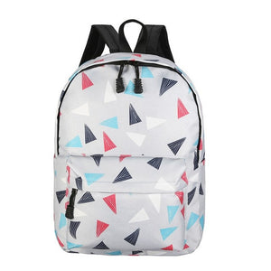 Casual Canvas Backpack