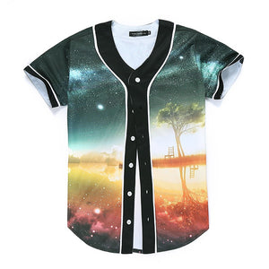 Autumn Baseball Jersey