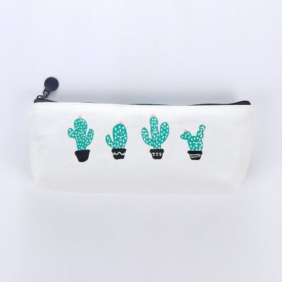 Cactus Pencil Case