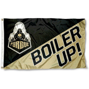 Purdue Boiler Up Flag