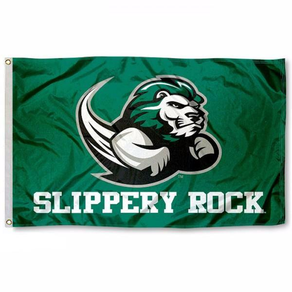 Slippery Rock University Flag