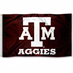 Texas A&M University Aggies Flag