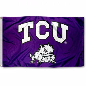 TCU Horned Frogs Flag