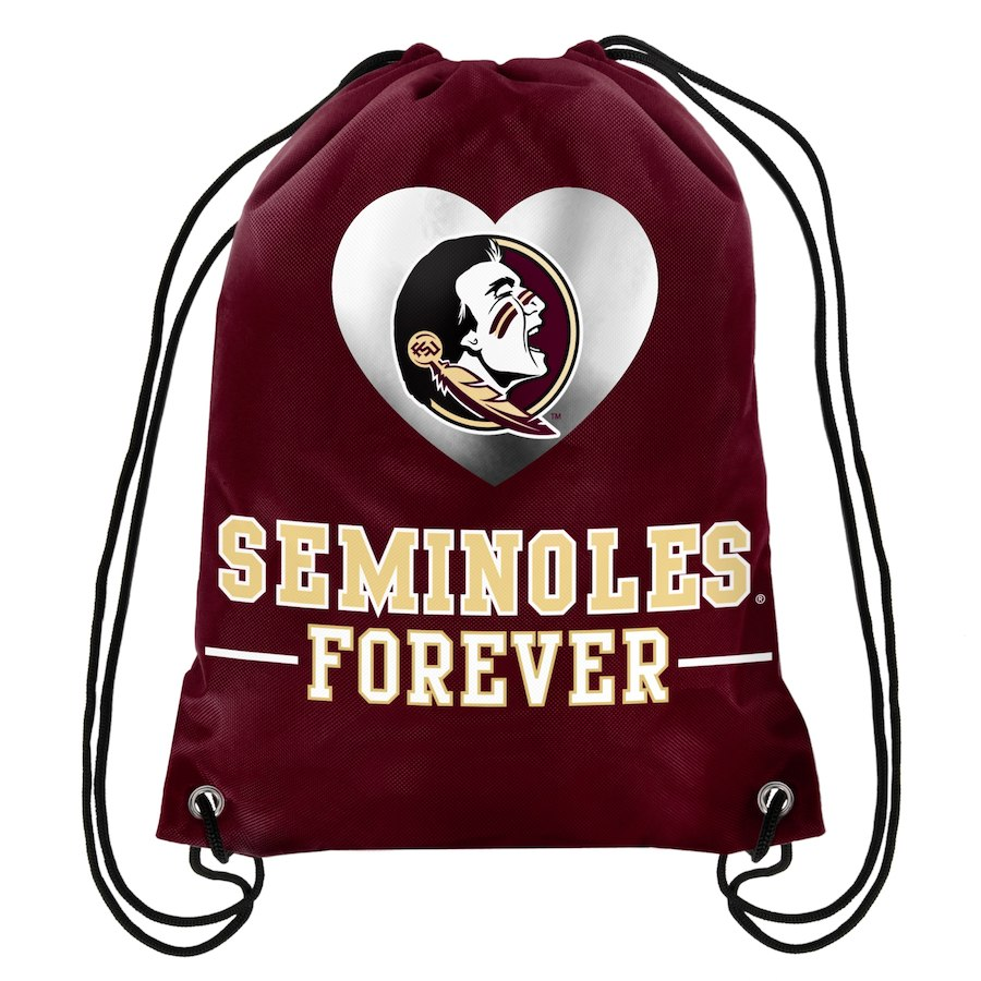Florida State Seminoles Forever Drawstring Backpack