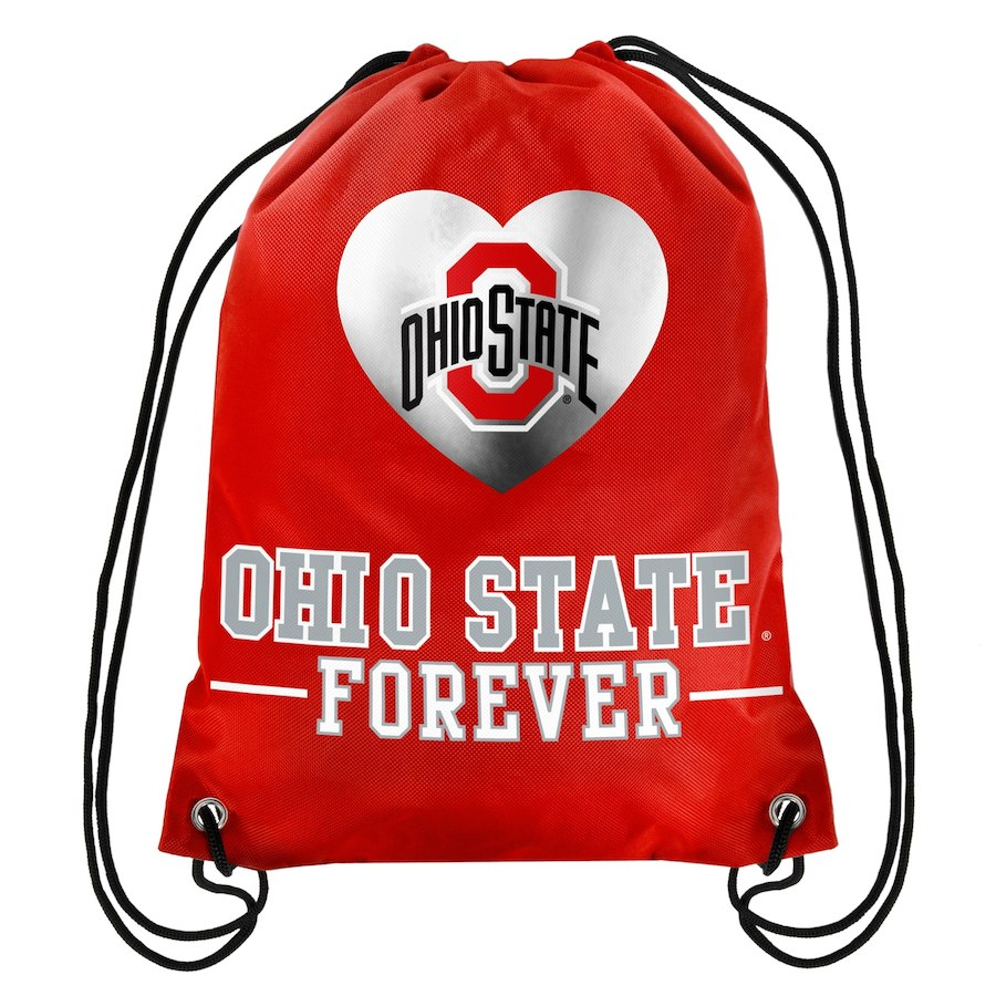 Ohio State Buckeyes Forever Drawstring Backpack